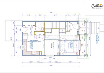 Densmore Floor Plan Main