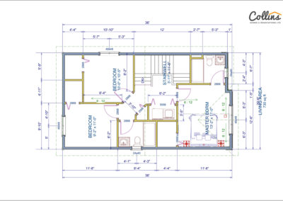 Densmore Floor Plan Second