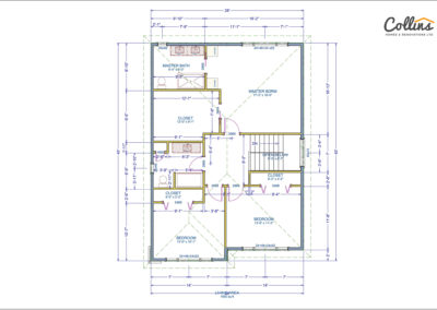 Kerry Floor Plan Second