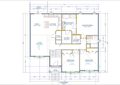 Barrington Floor Plans Main