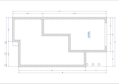 Bishop Floor Plan Basement