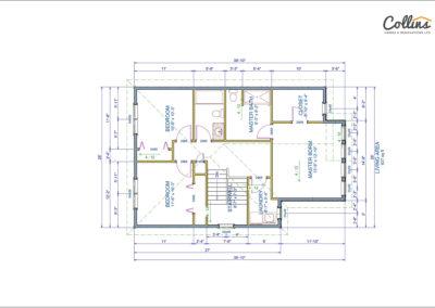 Brookfield Floor Plan Second