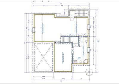 Brunswick Floor Plan Basement