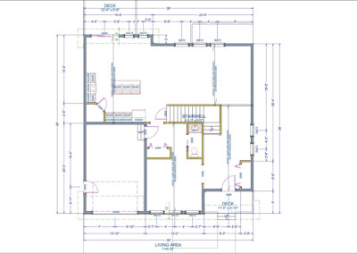 Brunswick Floor Plan Main
