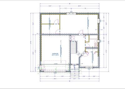 Eaglewood Floor Plan Basement