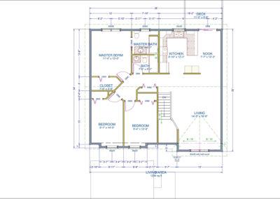 Eaglewood Floor Plan Main