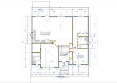 Allison Floor Plan Main