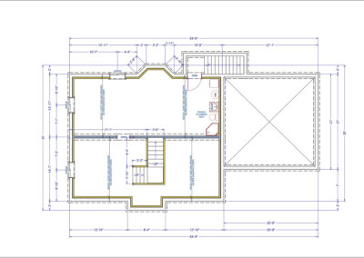 Glenmount Floor Plan Basement