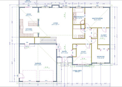Jameson Floor Plan Main
