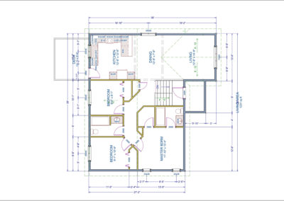 Biscay Floor Plan Basement