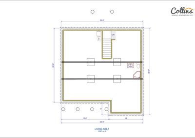 Maple Floor Plan Basement