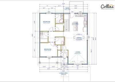 Maple Floor Plan Main