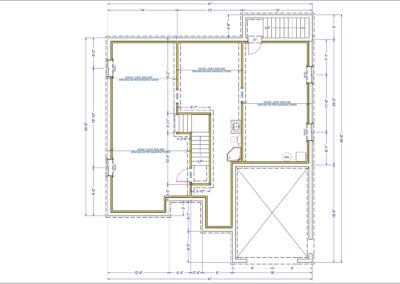 Merrymeeting Floor Plan Basement