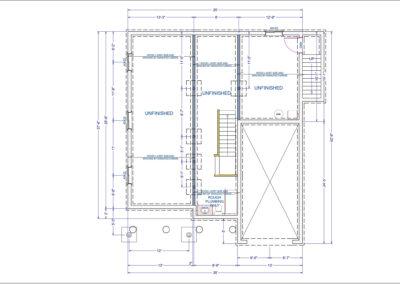 Joel Floor Plan Basement