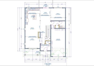 Joel Floor Plan Main