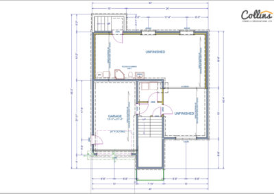 Oxford Floor Plan Basement