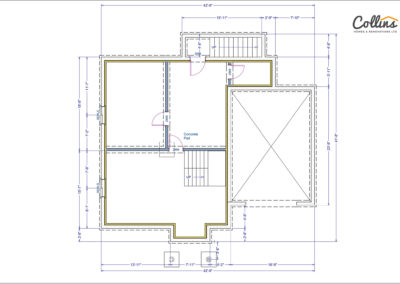 Puffin Floor Plan Basement