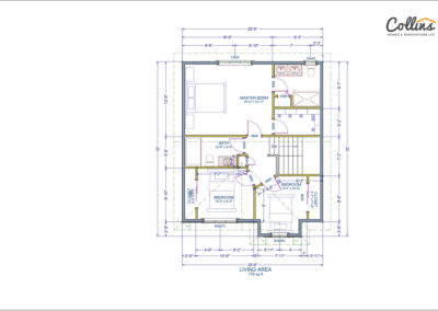 Puffin Floor Plan Second