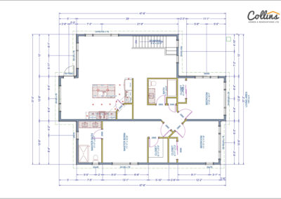 Aloe Floor Plan Second