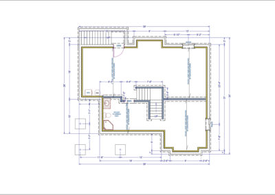 Owen Floor Plan Basement