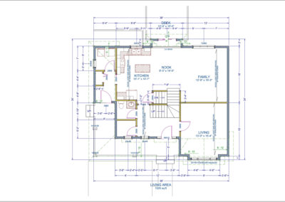 Owen Floor Plan Main