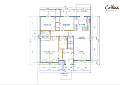 Shamrock Floor Plan Main