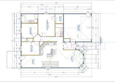 Smallwood Floor Plan Basement
