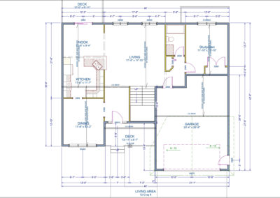 Somerset Floor Plan Main