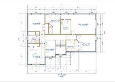 Somerset Floor Plan Second