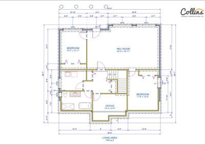 Tilley Floor Plan Basement