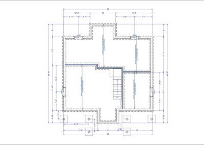 Topsail Floor Plan Basement