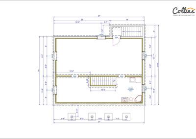 Vardy Floor Plan Basement
