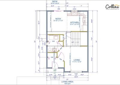 Victoria Floor Plan Main