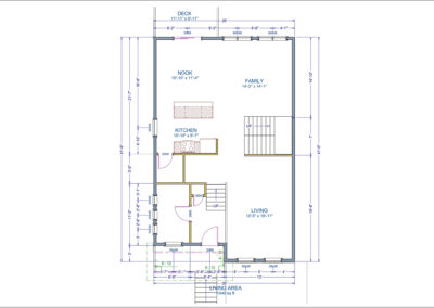 Wakefield Floor Plan Main