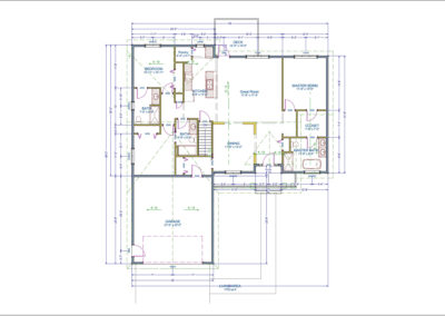 Westwood Floor Plan Main