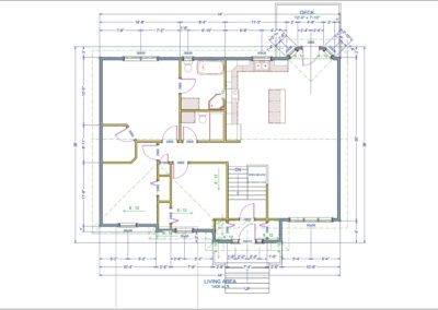 Wyatt Floor Plan Main