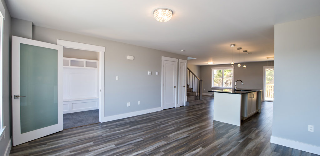 Open Concept main floor perfect for first time home buyers