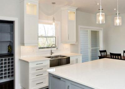 Bright kitchen in turn key home