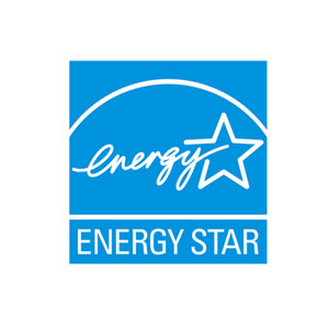 Blue Energy Star Home Logo